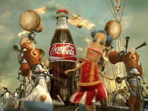 Coke – Happiness Factory